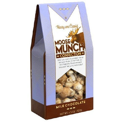 Harry & David Moose Munch Milk Chocolates, 4.5-Ounce Units (Pack of 6)