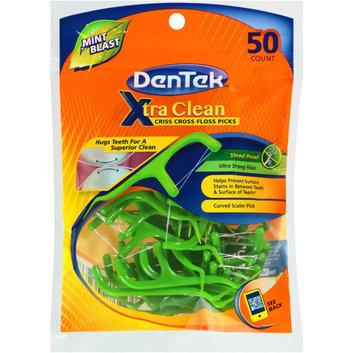 DenTek® Xtra Clean Criss Cross Floss Picks