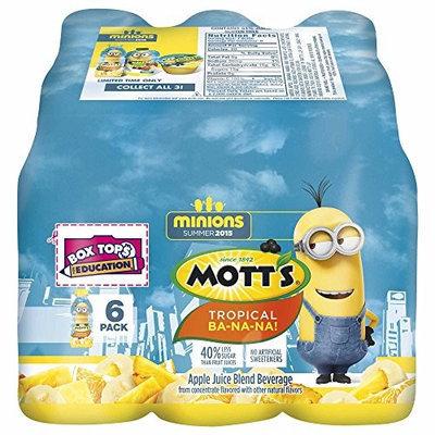 Mott's Juice Drink, Tropical Ba-Na-Na!