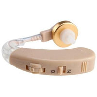 Agptek Behind Ear Hearing Aid Voice Enhancer Amplifier With 5 Different Size Ear Tips