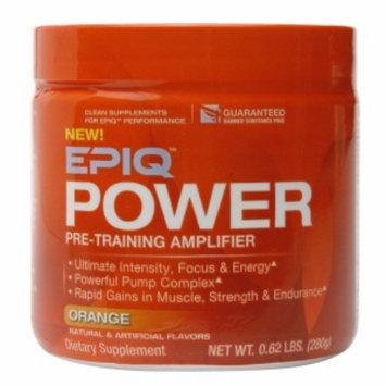 Epiq EPIQ Power Pre-Training Amplifier, Orange, .62 lbs