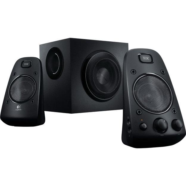 Logitech Z623 2.1 Speaker System, THX-Certified
