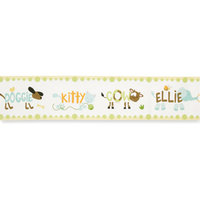 Sumersault - Baby Talk Wallborder, 2-Pack