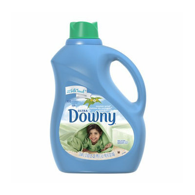 Placeholder Downy Ultra Mountain Spring Liquid Fabric Softener with Silk Touch