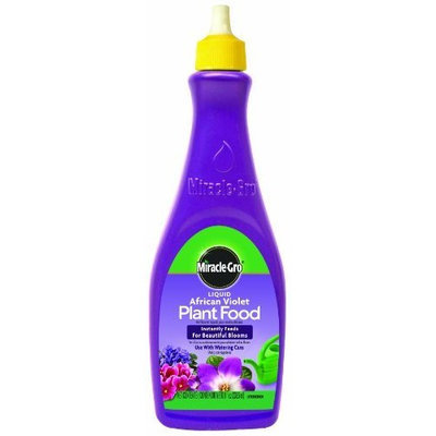Miracle-Gro 100530 Liquid African Violet Food, 8-Ounce (Plant Fertilizer) (Discontinued by Manufacturer)