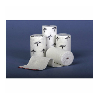 Medline Swift-Wrap Elastic Bandage in White