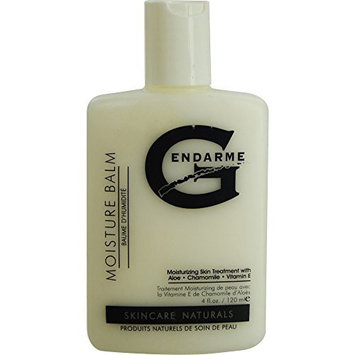 Gendarme G Moisture Aftershave Balm for Men, 4 Ounce