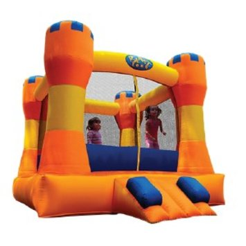 Blast Zone Play Palace Bounce House Ages 3+