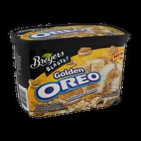 Breyers Blasts! Golden Oreo Cookies & Cream Chocolate Frozen Dairy Dessert