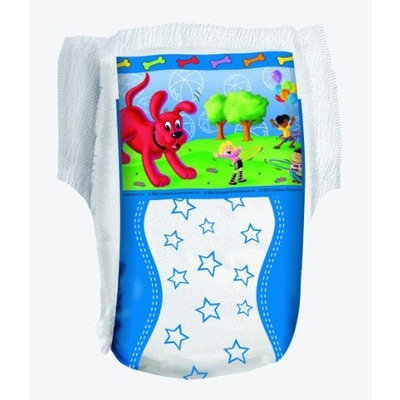 Curity Toddler Pull-On Training Pants for Boys, Size Extra Large - XL (Over 38 lbs), Case of 4/19s (76 ct)