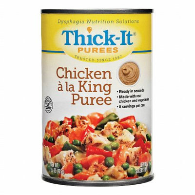 Thick-It Chicken a la King Puree 15 oz Cans
