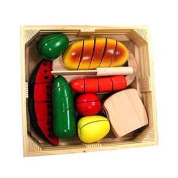 Melissa & Doug Toys - Cutting Food Box