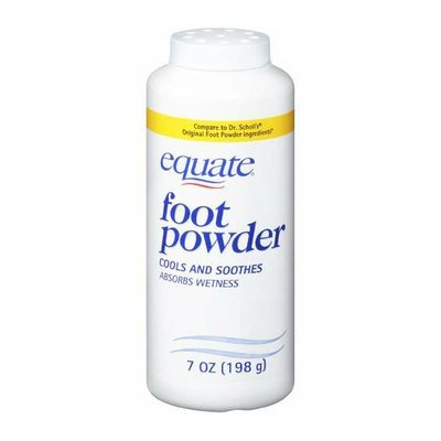 Equate Foot Powder