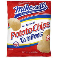 Mike-sell's Mike-Sell?s Regular Potato Chips Twin Pack, 10 oz