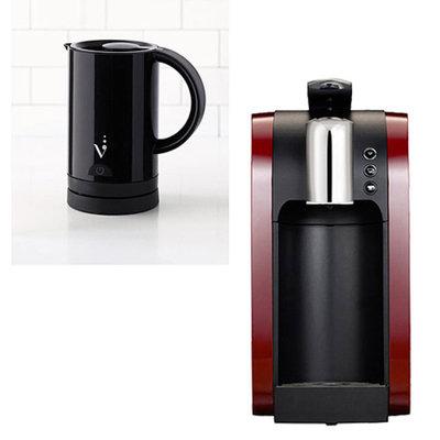 Starbucks Verismo Single Serve Coffee Maker - Burgundy
