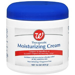 Walgreens Therapeutic Moisturizing Cream