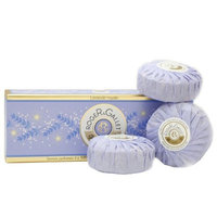 Lavande Royale by Roger & Gallet for Men and Women. Perfumed Soaps 3 X 3.5 oz