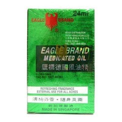 Eagle Brand Medicated Oil 24 ml (0.8 Fl Oz)
