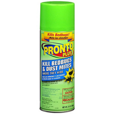 Pronto Plus Bedbug and Dust Mite Spray Regular Size