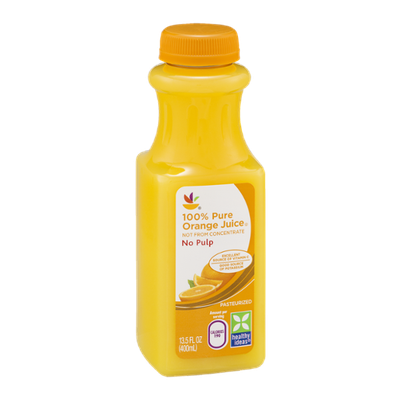 Ahold 100% Pure Orange Juice  No Pulp