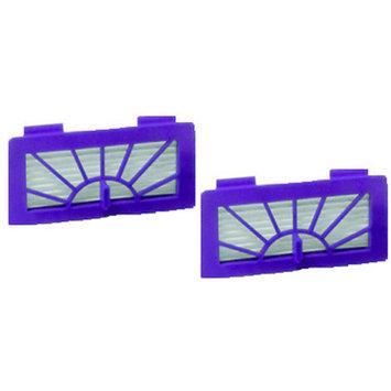 Neato Robotics Neato Pet & Allergy Filter Pack, Purple, 1 ea