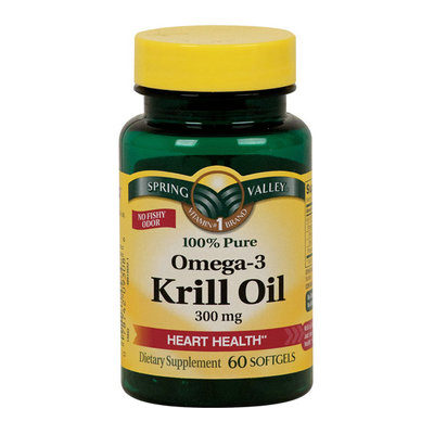 Spring Valley Krill Oil 300mg