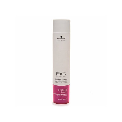 Schwarzkopf Professional Bonacure Color Save Sulfate-Free Shampoo for Color-Treated Hair