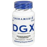 Theramedix - DGX Digestion Formula - 60 Vegetarian Capsules
