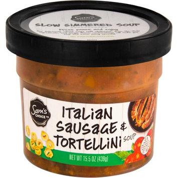Sam's Choice Italian Sausage & Tortellini Soup, 15.5 oz
