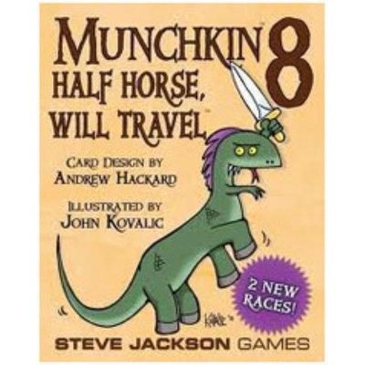 Steve Jackson Games Munchkin 8 Half Horse Will Travel