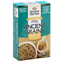 Ancient Harvest Ancient Grains Honey Vanilla Spice Gluten Free Organic Hot Cereal, 10.58 oz, (Pack of 8)