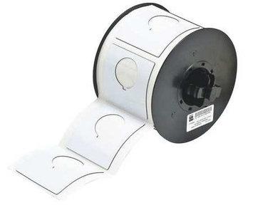 BRADY B30EP170593WT Raised Profile Label, White, 2.400 In.