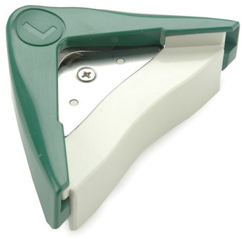 Person & Person PP64B LG-GREEN Corner Rounder Large Punch