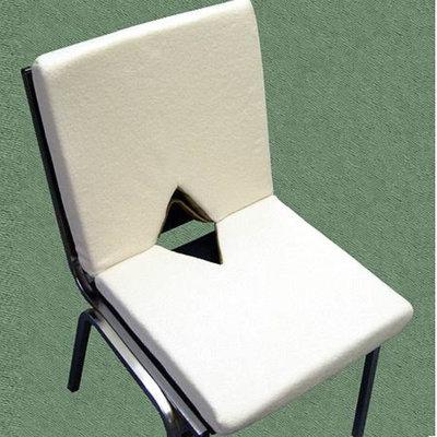 Hudson Medical Memory Foam Seat and Back Cushion