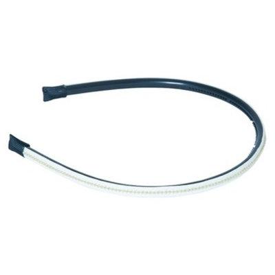 Remington Beaded Headband - Silver