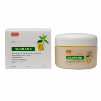 Klorane Intense Nutrition Mask with Mango Butter