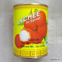 Chaokoh - Lychee in Syrup (Net Wt. 20 Oz.)