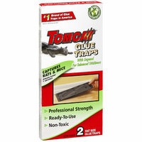 Tomcat 100-32431-6 2 Count Rat Glue Traps With Eugenol