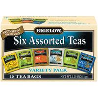 Bigelow Six Assorted Teas
