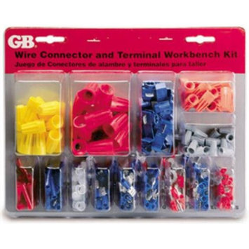 Gardner Bender TK-500 247-Piece Wire Connector and Terminal Kit