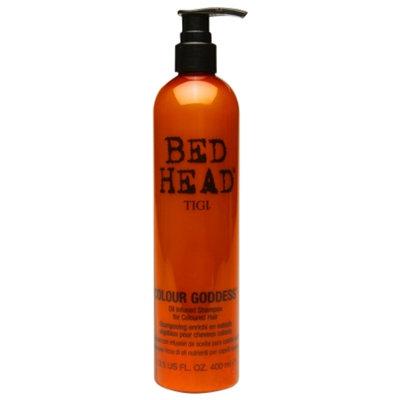 TIGI Bed Head Colour Goddess Oil Infused Shampoo for Colored Hair, 13.5 fl oz