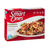 Weight Watchers Smart Ones Smart Creations Chicken Santa Fe