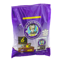 Smart Puffs Real Wisconsin Cheddar Baked Cheese Puffs Lunch Packs - 6 CT