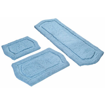 Chesapeake Paradise Memory Foam Bath Rug Set