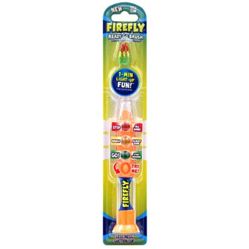 Firefly Kids! Ready Go Light-Up Timer Toothbrush, 1 ea