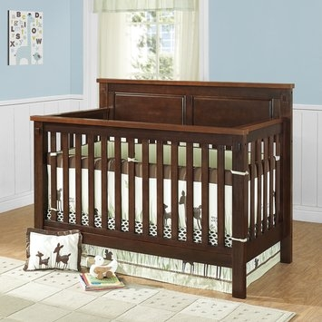 Dorel Asia Baby Relax Forrest 4-in-1 Crib