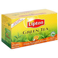 Lipton Orange Passion Fruit & Jasmine Green Tea Bags