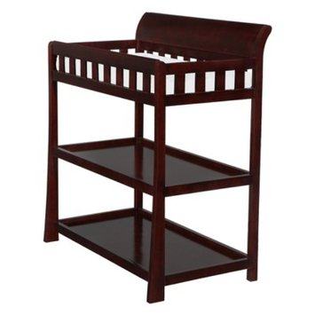 Simmons Kids Simmons Madisson Changing Table - Black Espresso