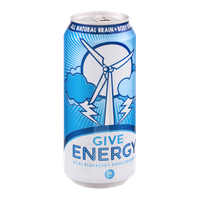 Give Energy Drink Acai Blueberry Pomegranate