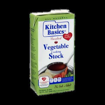 Kitchen Basics Vegetable Cooking Stock